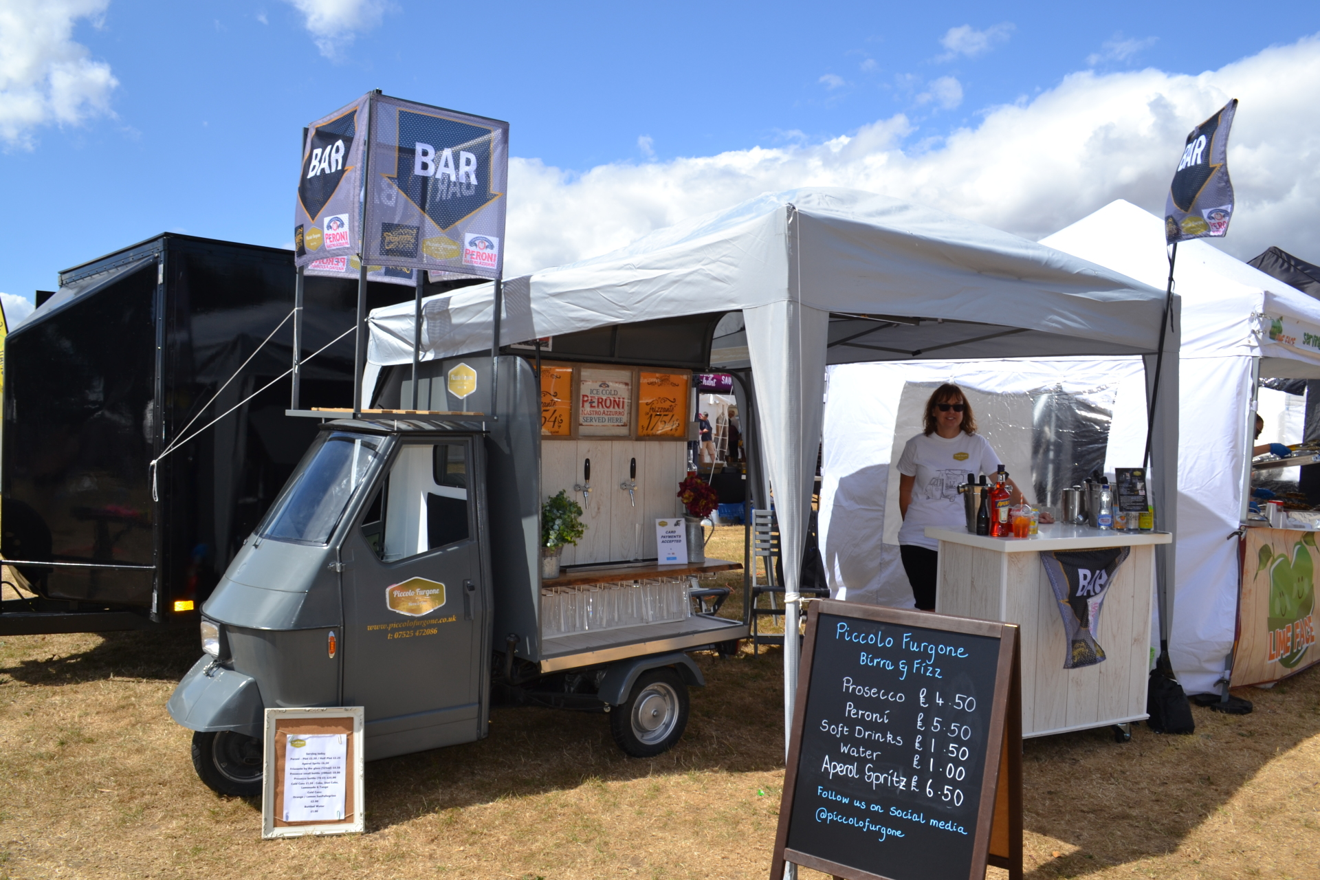 Hatfield House Food Festival